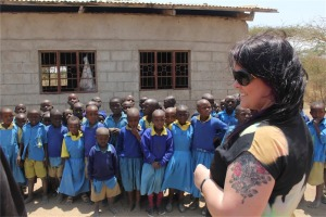 Preschoolers in the Kitui District