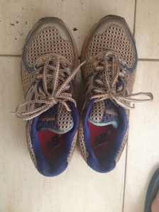 My faithful runners.