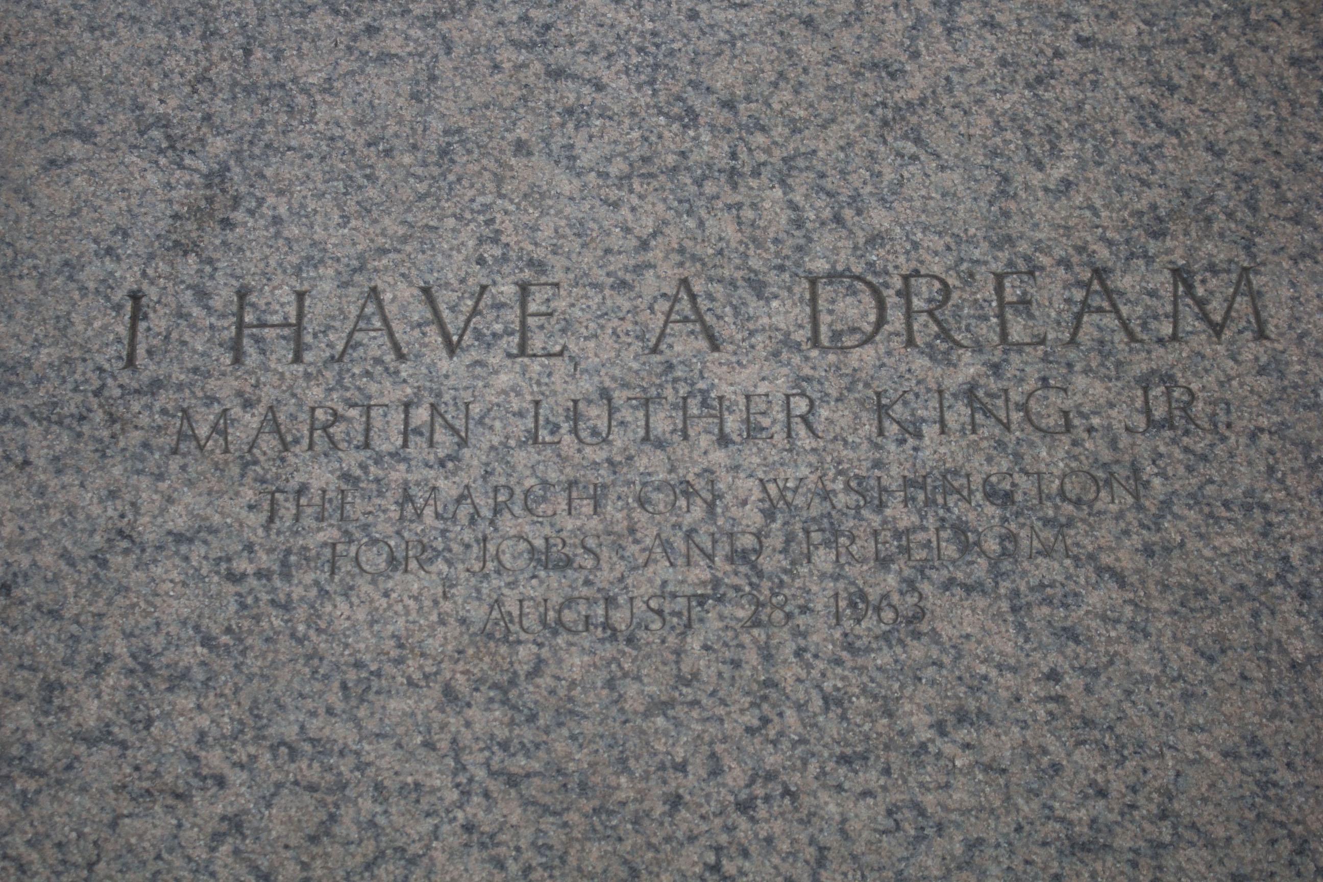 ive a dream