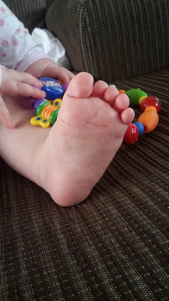 october-foot